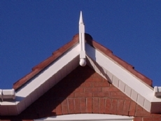 GRP Roofline Finials and Roof Spires